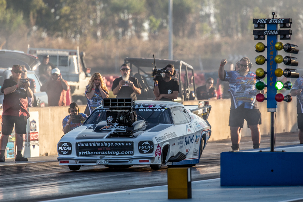 ANDRA Nitro Up North @ Hidden Valley FRI 21 July 2017 Rnd 1 (1652)  ZAPPIA RACING TD 846
