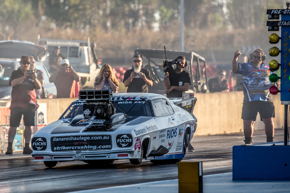 ANDRA Nitro Up North @ Hidden Valley FRI 21 July 2017 Rnd 1 (1653)  ZAPPIA RACING TD 846