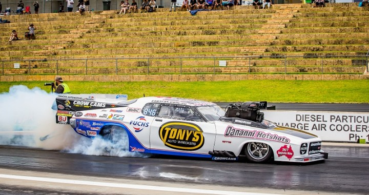 WA Drag Racing Championships -  Super Sportsman Showdown